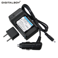 1pcs Battery Charger NB 11L NB11L Rechargeable Camera Battery For Canon IXUS 125 240HS A2300 A2400