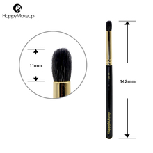 Happy Makeup Eyeshadow Brush Natural Goat Hair 1pcs Tapered Blending Eye Shadow Crease Brush High Quality Professional Cosmetic