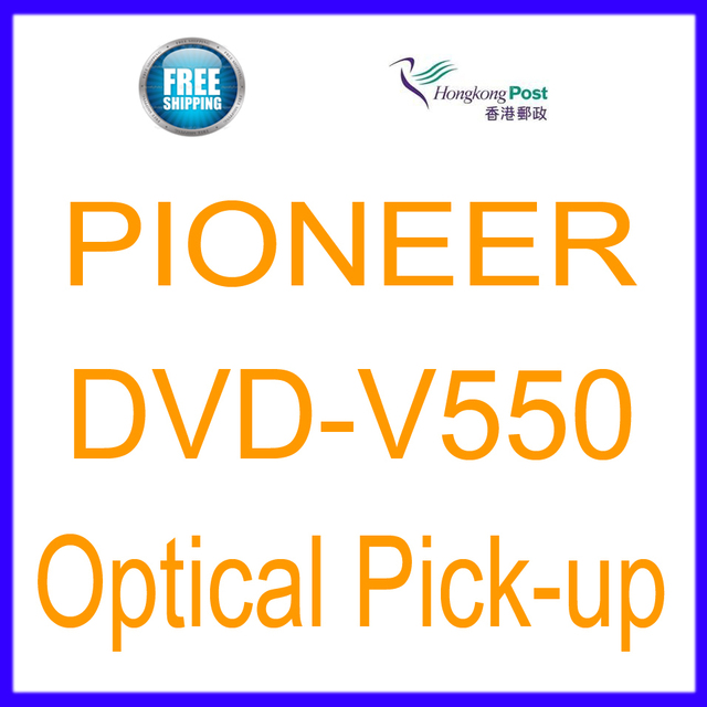 Free Shipping New Optical Pickup Laser Lens  Lasereinheit For Pioneer DVD-V550 DVD V550