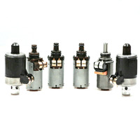 6x Solenoids Set For Mercedes Benz 5 Speed Automatic Transmission 722 6