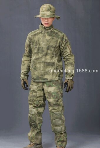 Frog us army military uniform for men clothing authentic men's outdoor military uniform AT shirt and pants men at arms