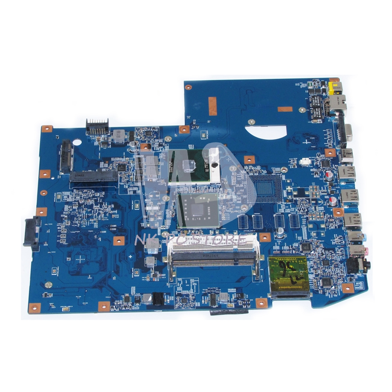 MBPJB01001 MB.PJB01.001 For Acer aspire 7736 7736z Laptop Motherboard 48.4FX01.01M GL40 DDR2 Free CPU nbmny11002 nb mny11 002 for acer aspire e5 511 laptop motherboard z5wal la b211p n2940 cpu ddr3l