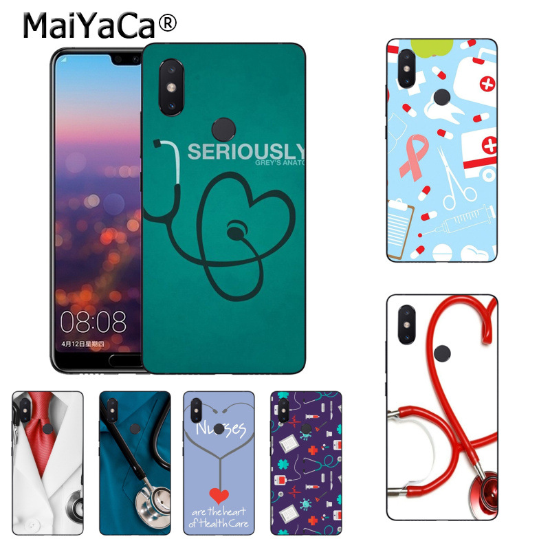 Phone Bags & Cases Cellphones & Telecommunications Pretty Medicine Equipment Doctor Case For Xiaomi Redmi 4 3 3s Note 3 Note 2 Note 2 Pro Transparent Silicone Phone Back Cover