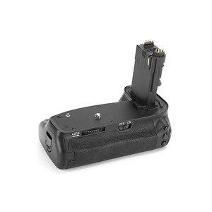 Image 3 - Meike MK 6DII Pro Batterie Griff Eingebaute 2,4G Fernbedienung für Canon 6D Mark II Als BG E21