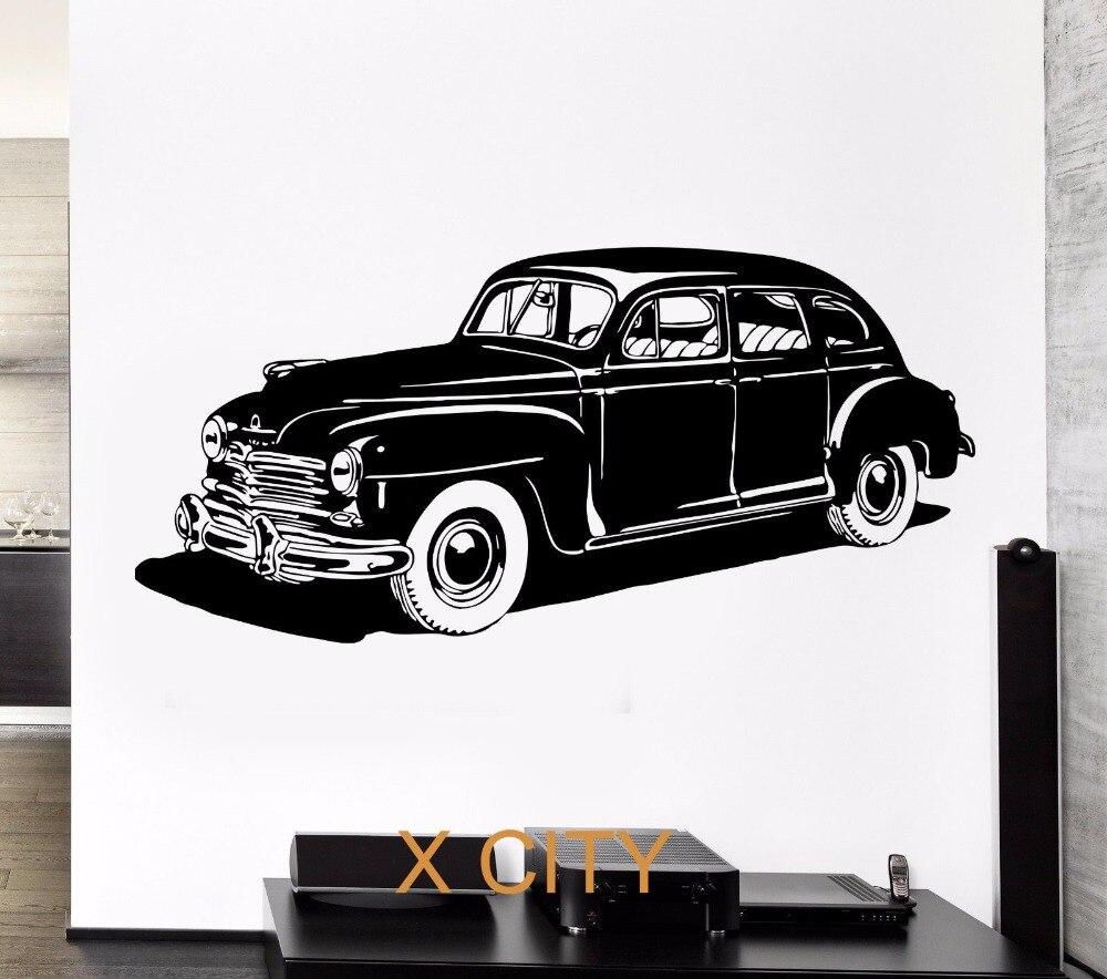 Aliexpress Com Buy Retro Classic Car Vehicle Creative