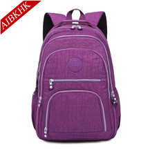 Nylon Women Backpack High Quality Backpacks for Teenage Girls Female Bagpack Travel mochila