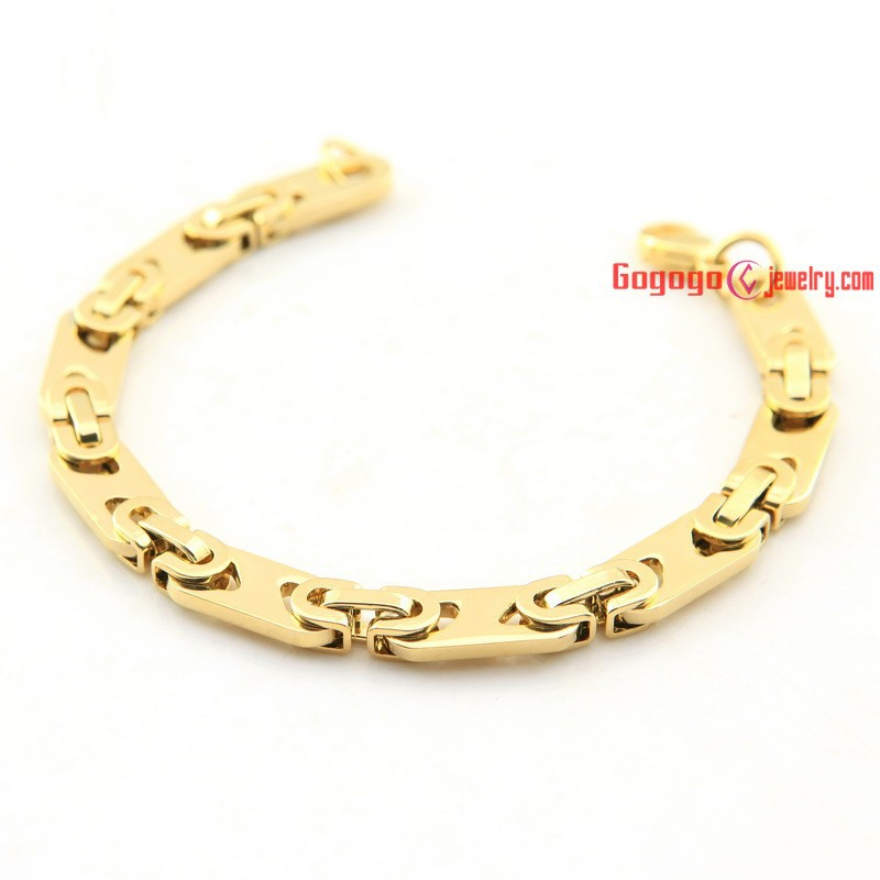 Free Shipping China Whole Gold Plated Desi Gual And Bracelet Jewelry Men Stainless Steel Necklace In Chain Necklaces From