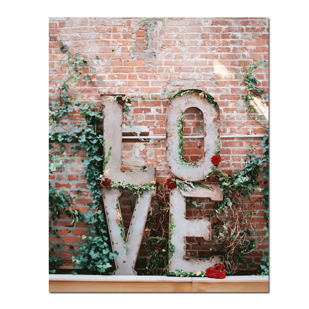 Cuadros Decoracion Love Word Canvas Printing Wall Art Tableau Peinture Sur Toile Wall Picture For Living Room No Frame Painting In Painting Igraphy