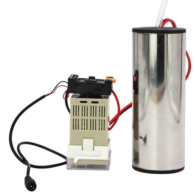 Machine à traite de vache noire | Machine à lait 3L à une tête électrique à impulsion unique, mileuse de chèvres ovines Portable, pompe à vide 110V-220V