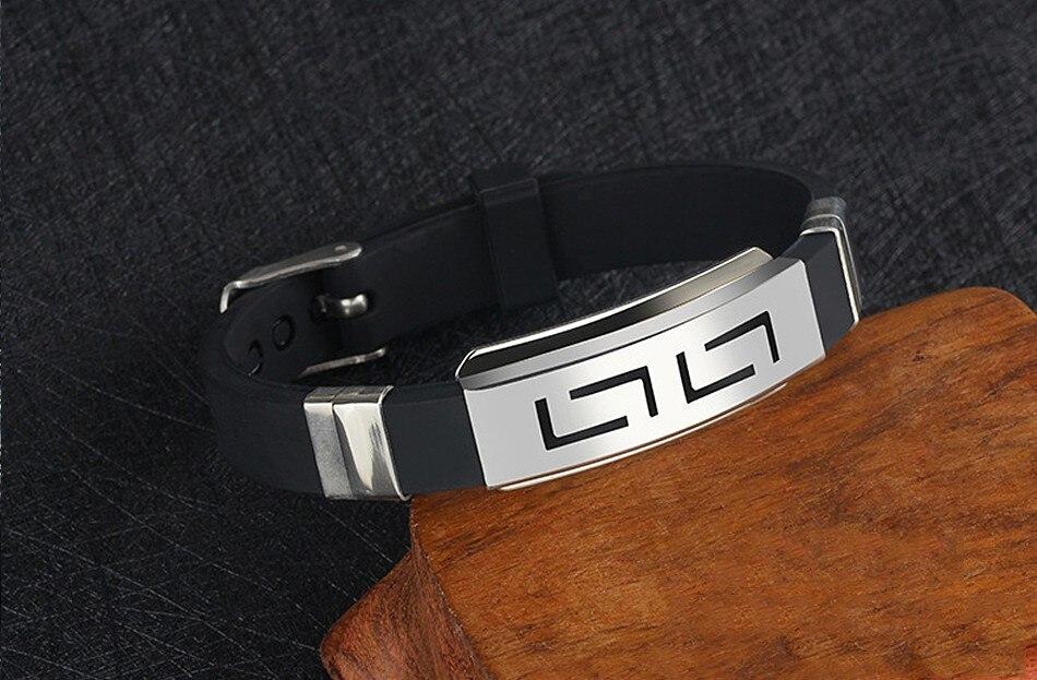 2-men bracelet