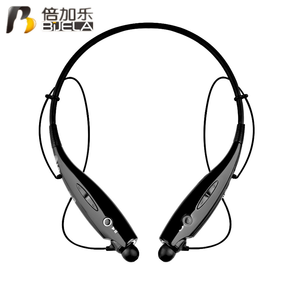 zk15 Original HBS730 Wireless Bluetooth Headphone Headset  Sport Running Earphone Handsfree Earbud Earpods For Phone