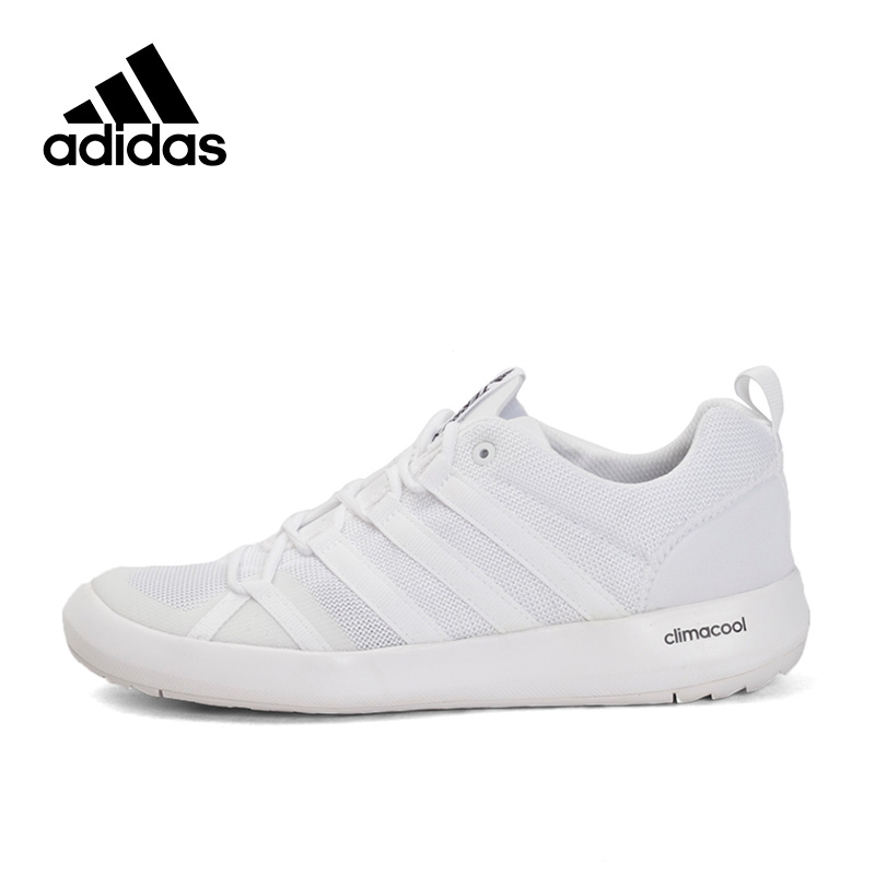 Official New Arrival 2017 Adidas TERREX CC BOAT Unisex Aqua Shoes Outdoor Sports Sneakers adidas sport performance kid s boat lace i sneakers