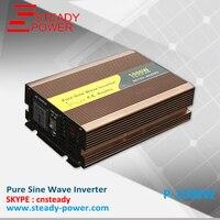 1000 Watt Solar Inverter Pure Sine Wave Dc 24v 1000w Inverter 1kw Solar 220v Ac Car