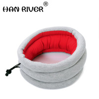 1 Pcs Fashionable Men Women Travel Nap Pillow Can Adjust To Loosen Oneself Cervical Pillow Nap