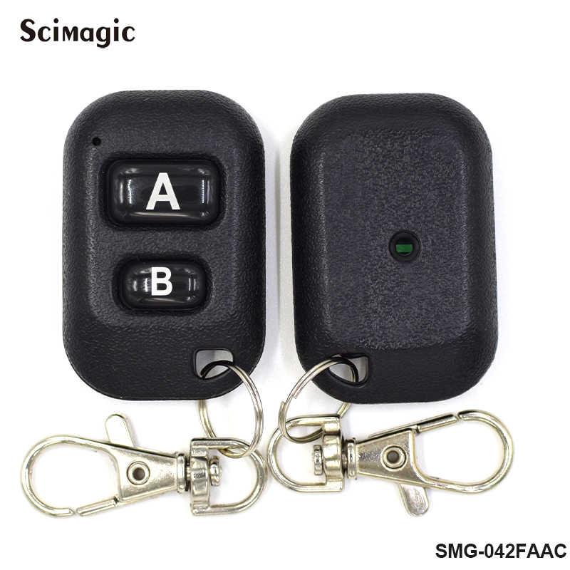 3pcs Voor FAAC XT2 868 SLH XT2 868 SLH DL2 868 SLH afstandsbediening garagedeur FAAC 868MHz remote garage voor Gate control