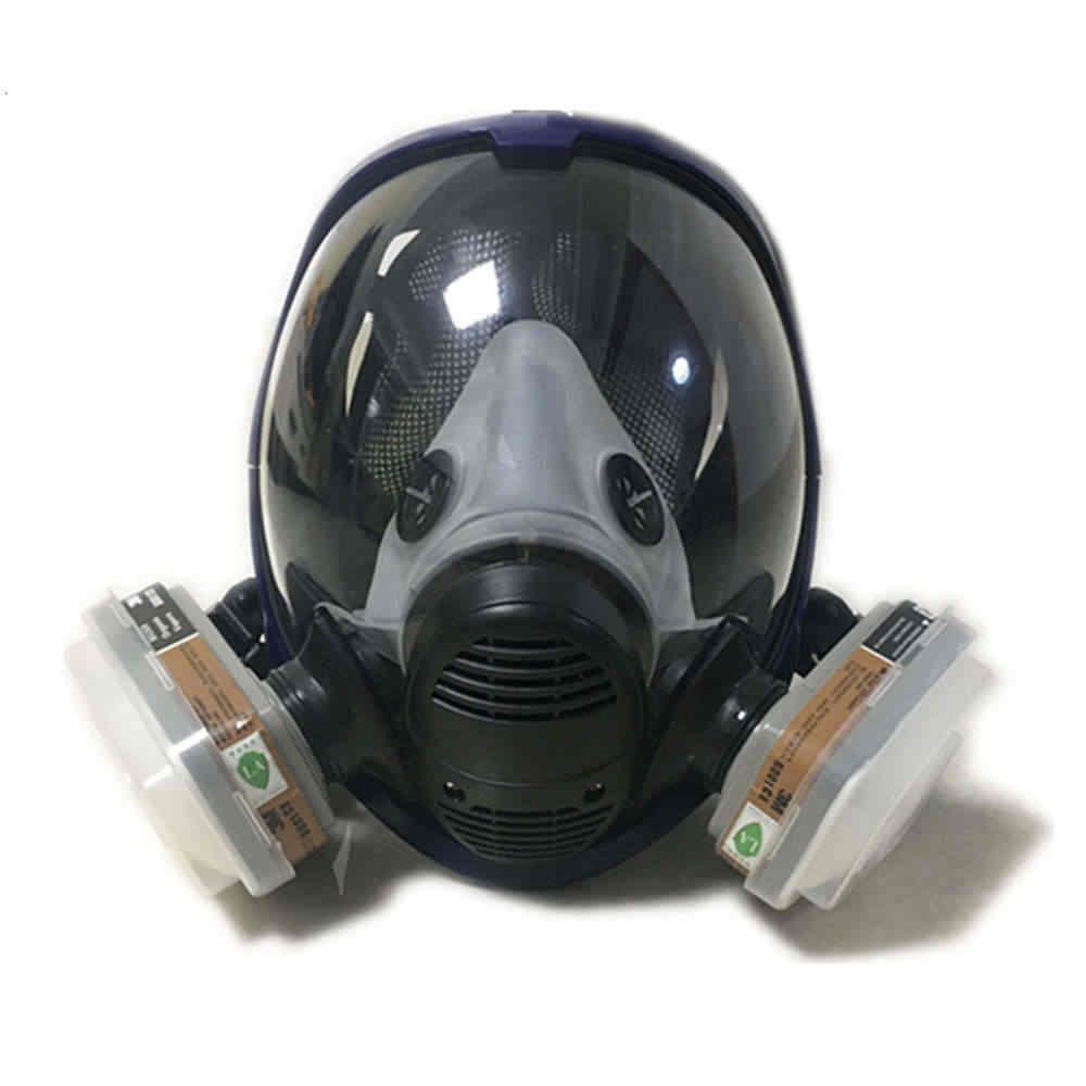 3m 6800 gas mask