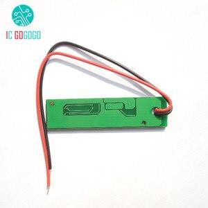 Image 4 - 5 s 21 v 리튬 배터리 용량 표시기 모듈 led 디스플레이 보드 배터리 전원 레벨 미터 테스터 5 pcs lipo 리튬 이온 배터리