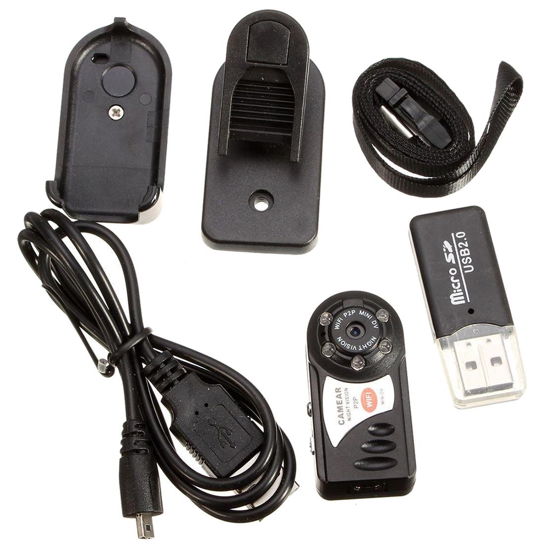 5 Packs Mini Wireless WIFI/IP Remote Surveillance DV Security Cam Micro Camera For IOS детская игрушка new wifi ios