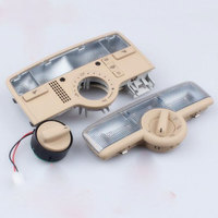Front Rear Row of Indoor Dome Light For VW Passat B5 06 08 Interior Beige Dome Light Reading Lamp with SunRoof Skylight Switch