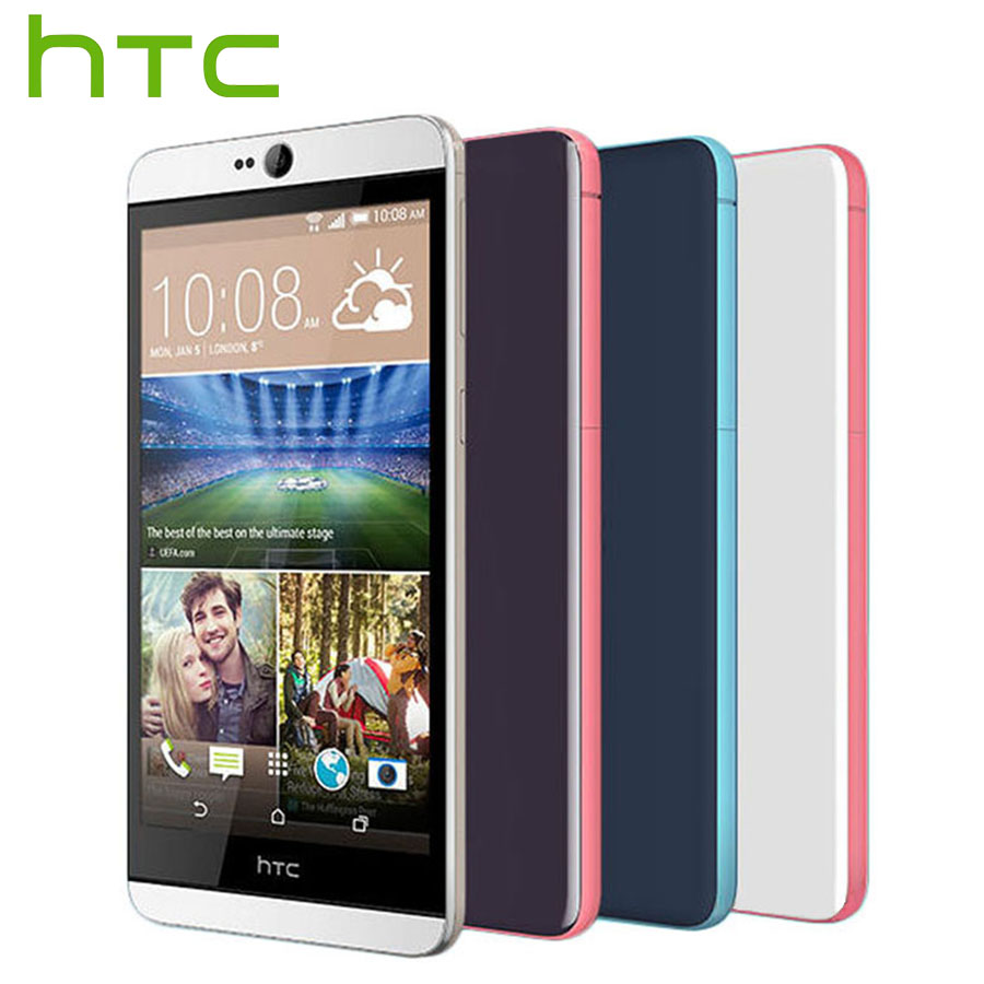 Original New HTC Desire 826 826w 4G LTE Mobile Phone Snapdragon 615 Octa Core 2GB 32GB
