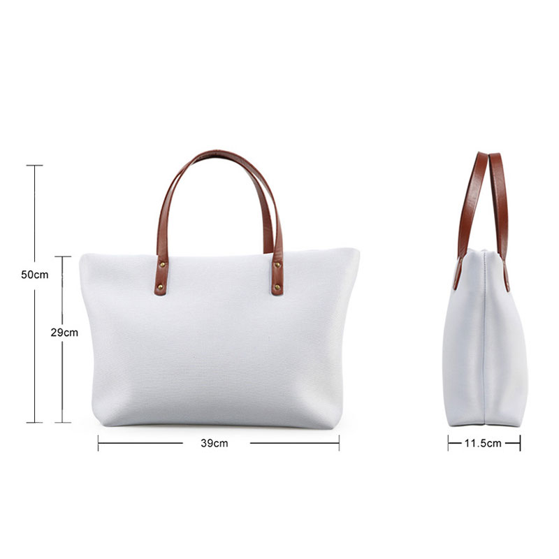 Space Cat Dog Printing Women Handbag Fashion Shoulder Bag Casual Tote for Ladies Cute Animal Female Totes Feminina Mochila in Shoulder Bags from Luggage Bags