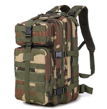 35L Fashion man and women backpack waterproof military CS camouflage Backpack wholesale 1566