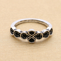 F U Etro Sunflower Shell Crown Moon Ring Geometric 7 Of Knuckle Rings Set Joint Everyday