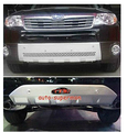 Aluminum alloy Front + Rear Bumper Protector For Subaru Forester 2009 2010 2011