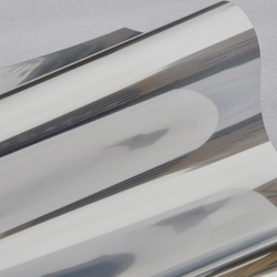Silver Insulation Window Film Stickers Solar Reflective One Way Mirror color silver width 30/40/50/60/70/80/85 by length 150cm