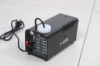 stage light effect 400w LED Smoke machine RGB color change fog machine remote control