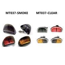 For Kawasaki ZX-12R ZX12R 2000-2005 Motorcycle LED Tail Light Turning Singal Light Stop Lamp Brake Light цена и фото