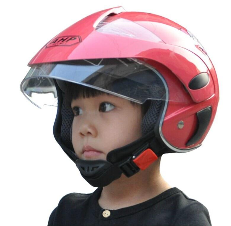 Children Motorcycle Thermal Helmet Child Scooter Helmet