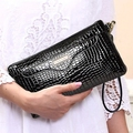 2016 Cool small messager bag envelope women's clutch handbag clutch bag one shoulder handbag messenger bag women's small bags