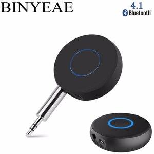 Мини Streambot Bluetooth 4,1 CSR8635 Handsfree Aux 3,5 мм автомобильный набор портативный беспроводной стерео музыкальный приемник домашний аудио адаптер