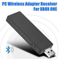 Original PC Wireless Adapter Receiver for Microsoft XBOX ONE Adapters Adaptador for Windows 07/08/10 Tablet