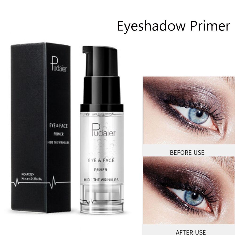 Pudaier Natural Primer Makeup Transparent Gel Face Eye Primer Smoothing Matte Corrector Waterproof Make Up Cosmetic Base