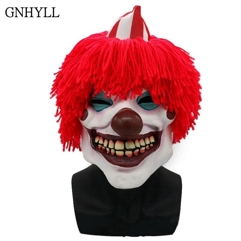 GNHYLL HOT Toy Free Shipping Joker Clown Costume Mask