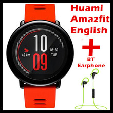 [English version] xiaomi huami amazfit tempo sport smart watch bluetooth 4.0 wifi dual core 1.2 ghz 512 mb + 4 gb gps tętna