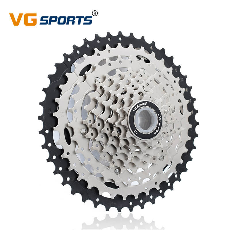 VG Sport 9 Speed 11 42T Cassette MTB Bicycle Freewheel Sprocket Velocidade Mountain Road Bike Steel