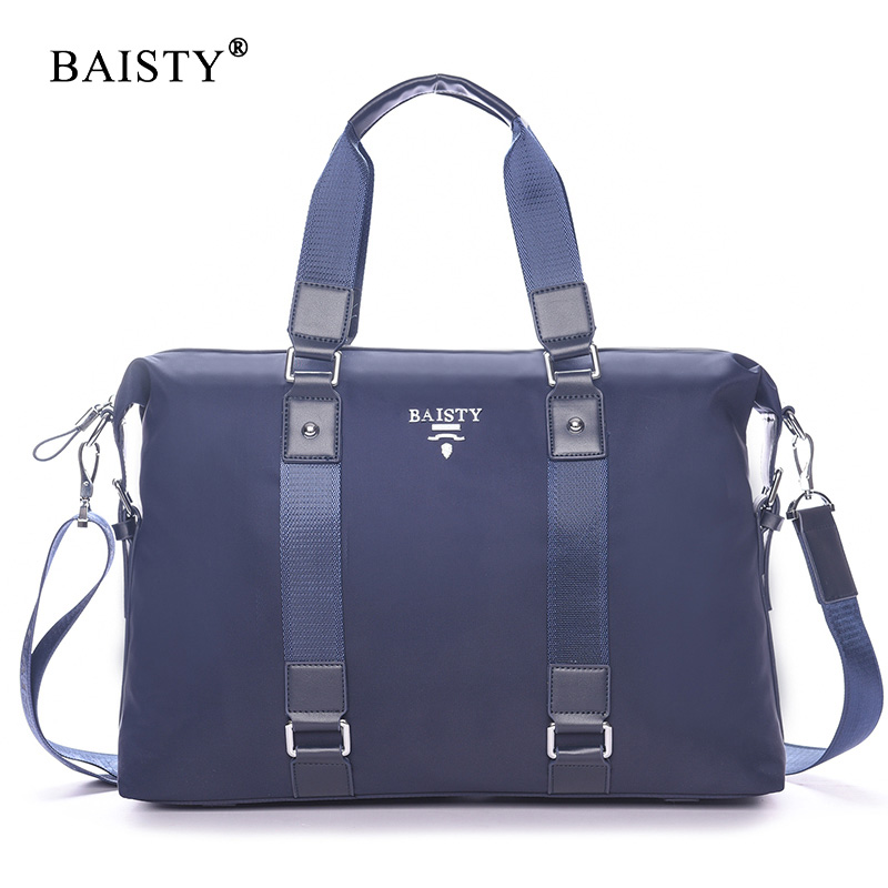 все цены на BAISTY Brand 2017 Hot sale Men Casual Handbag Men Business Briefcase High quality Crossbody bag New luxury design Messenger bags онлайн