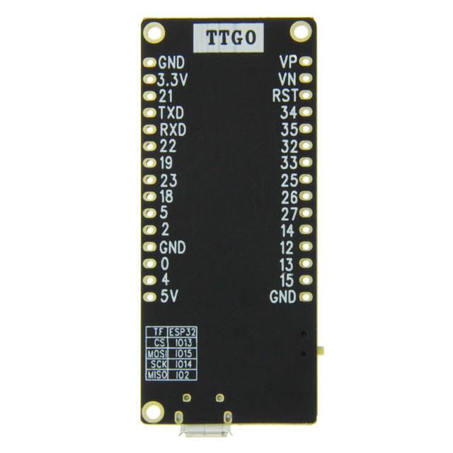 TTGO T8 V1 7 ESP32 4MB PSRAM TF CARD 3D ANTENNA WiFi&bluetooth ESP32-WROVER  Micropython