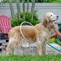 Haustier Hund Katze Bade Reiniger 360 Grad Dusche Tool Kit Hund Reinigung Waschen Bad Spritzen Heimtierbedarf-in Hundezubehör aus Heim und Garten bei