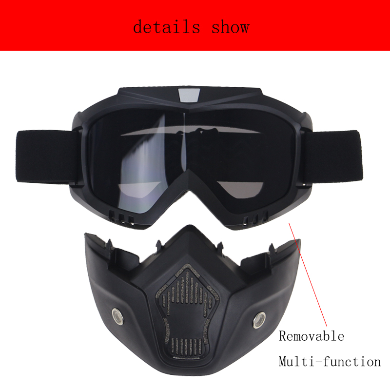 Imported From Abroad 1pc Professional Motocross Designer Fashion Glasses Motorcycle Dirt Bike Ski Goggles Safety Glasses Eyes Protector Onion Goggles Motorcycle Glasses