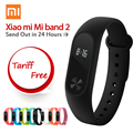 Original Xiaomi Mi Band 2 OLED Pulse IP67 Smart Bracelet Mi Band 2 1S Smart Heart Rate Fitness Tracker Wristband For IOS Android