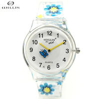 WILLIS Fashion Women Watches Silicone Wristwatch Mixed Colors Lover S Watch Women Sport Plastic Clock Children