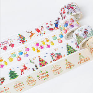 Sticker Paper-Tape Special-Series Christmas 5M Album And 3cm 1PCS Hand-Book-Products