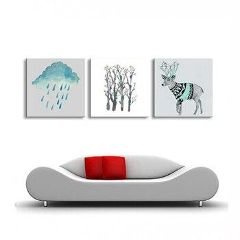 DONGMEI OILPAINTING Home Decoration oil painting simulation oil Painting print Figure pictures canvas art      DM181182