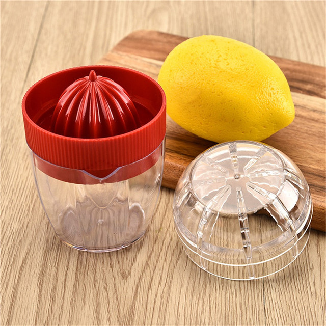 Mini Manual Fruit Juicer