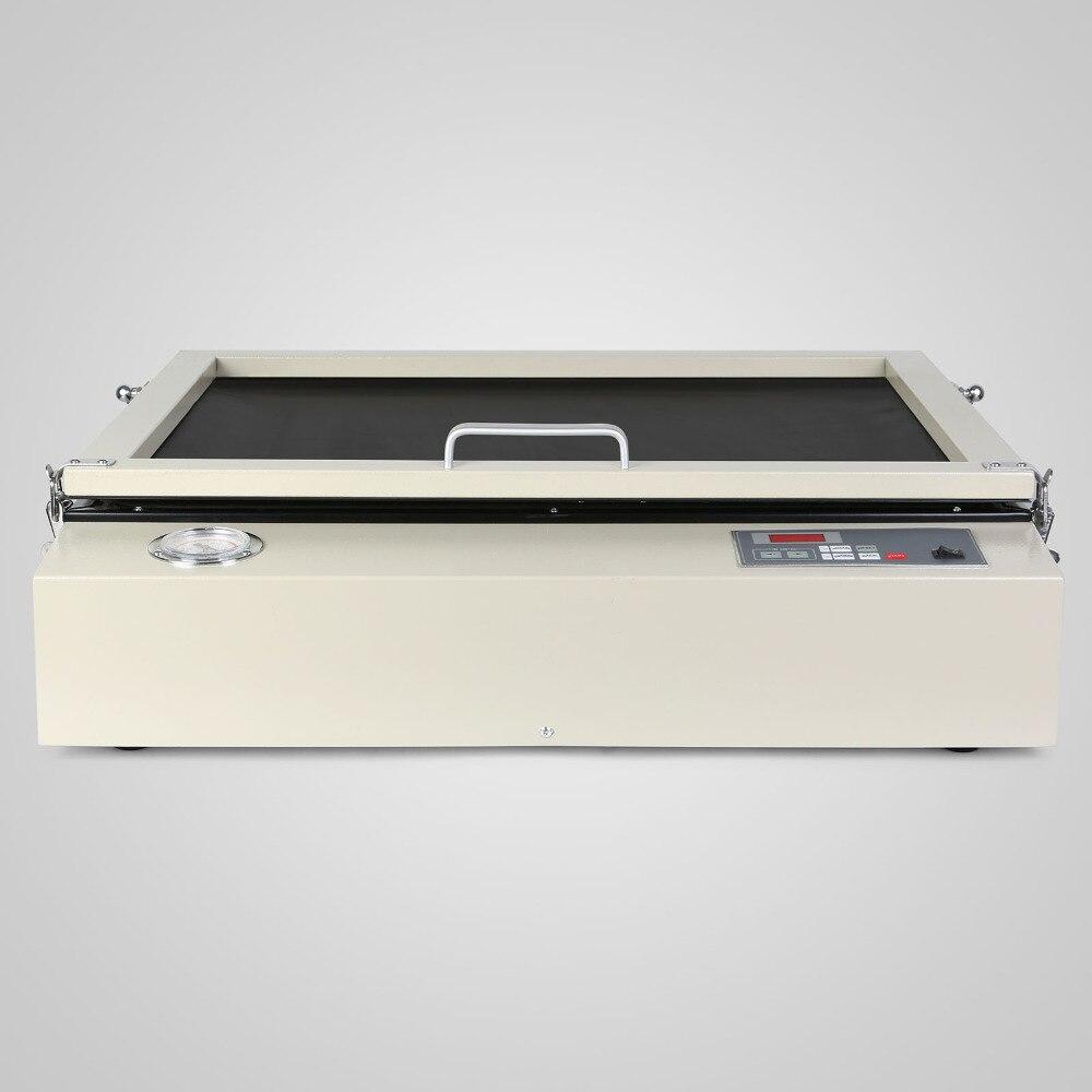 Vacuum UV Unità di Esposizione Schermo della Macchina di Stampa Digitale Stampaggio PCB AD ASCIUGATURA RAPIDA