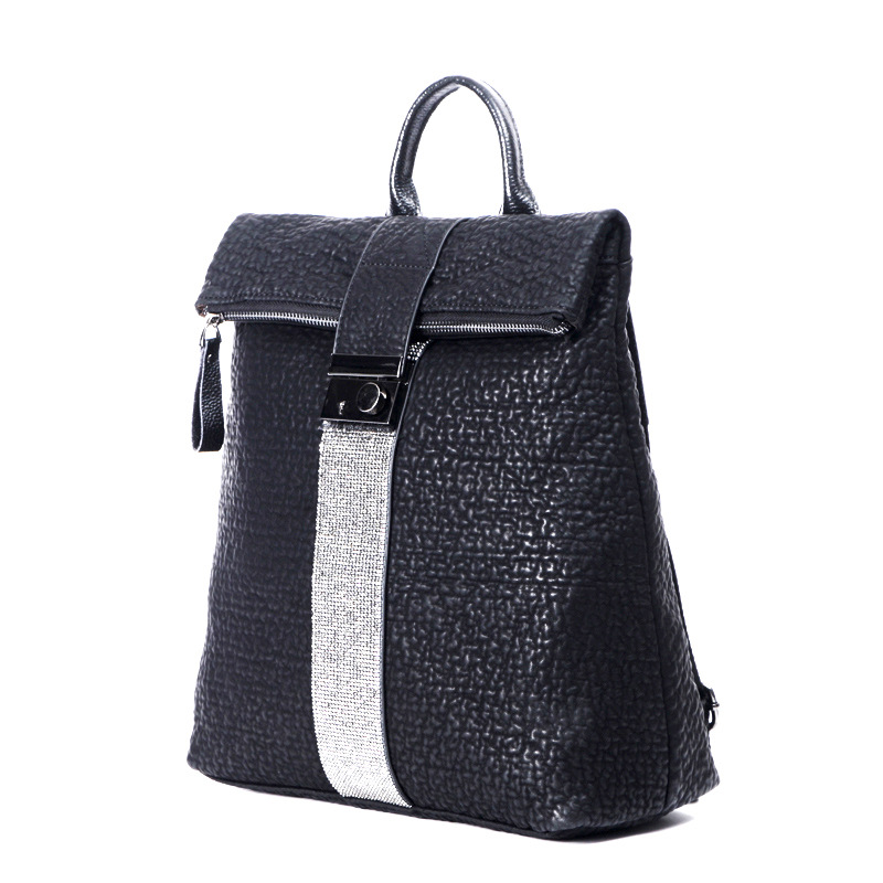 New High quality women diamond leather backpacks large size travel bags school bags for girls fashion simple anti-theft backpackNew High quality women diamond leather backpacks large size travel bags school bags for girls fashion simple anti-theft backpack